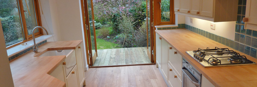 Kitchen Extensions | Builders Edinburgh | Building Contractors